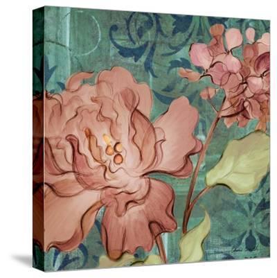 Boho Dream Square II-Lanie Loreth-Stretched Canvas Print