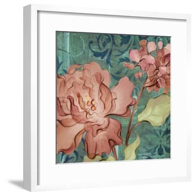 Boho Dream Square II-Lanie Loreth-Framed Premium Giclee Print