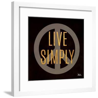 Love and Live II-Patricia Pinto-Framed Premium Giclee Print