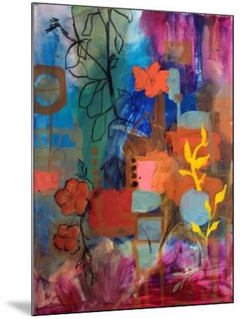 Bloom Where You Are-Robin Maria-Mounted Art Print