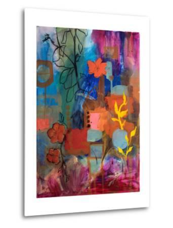 Bloom Where You Are-Robin Maria-Metal Print
