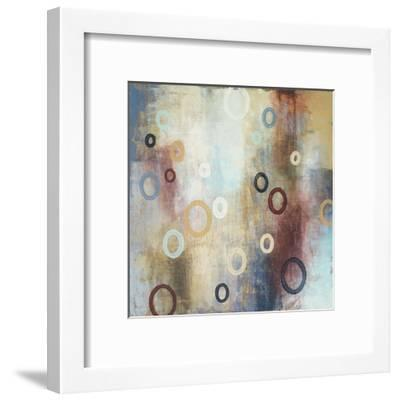 Rain in the Abstract II-Michael Marcon-Framed Art Print