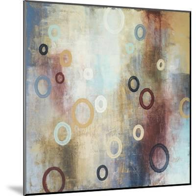 Rain in the Abstract II-Michael Marcon-Mounted Art Print