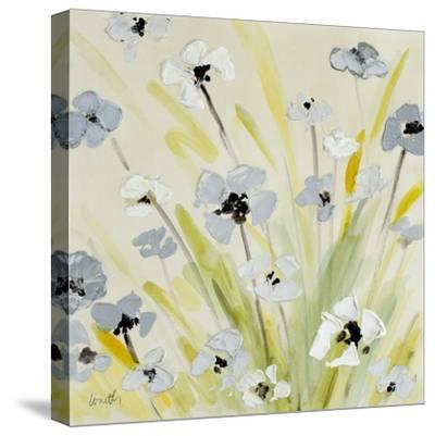 Moon Garden-Lanie Loreth-Stretched Canvas Print