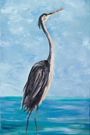 Among the Water II-Julie DeRice-Art Print