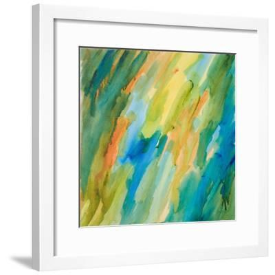 Autumn Abounds II-Lanie Loreth-Framed Premium Giclee Print
