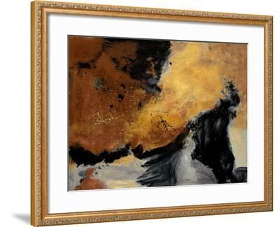 Wave-Robin Maria-Framed Art Print