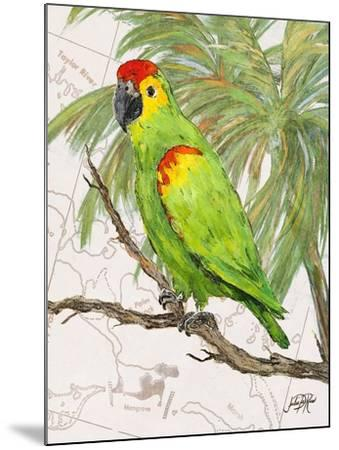 Another Bird in Paradise II-Julie DeRice-Mounted Premium Giclee Print