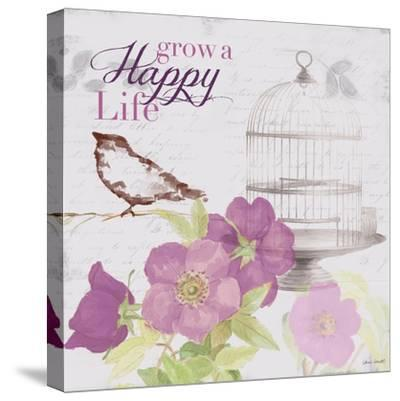 Grow and Blossom I-Lanie Loreth-Stretched Canvas Print