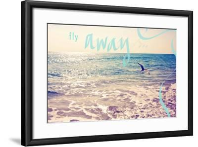Fly Away-Susan Bryant-Framed Art Print