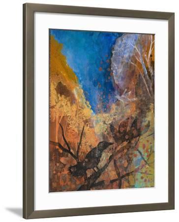 The Guide-Robin Maria-Framed Art Print