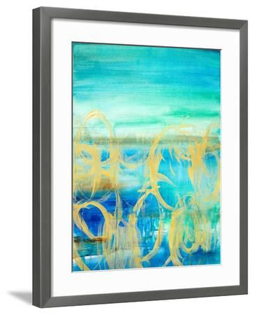 Caught up in the Wind I-Lanie Loreth-Framed Art Print