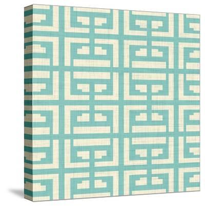 Box Pattern I-SD Graphics Studio-Stretched Canvas Print
