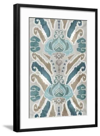 A Touch of Flourish II-Patricia Pinto-Framed Art Print