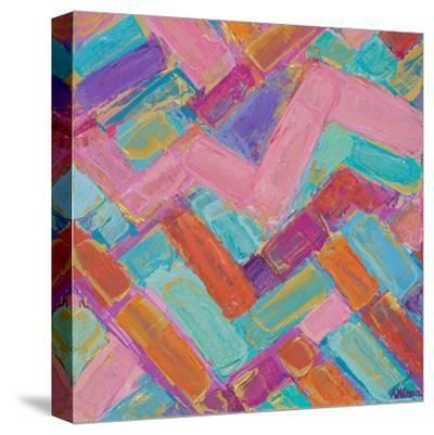 Golden Internodes II-Ann Marie Coolick-Stretched Canvas Print