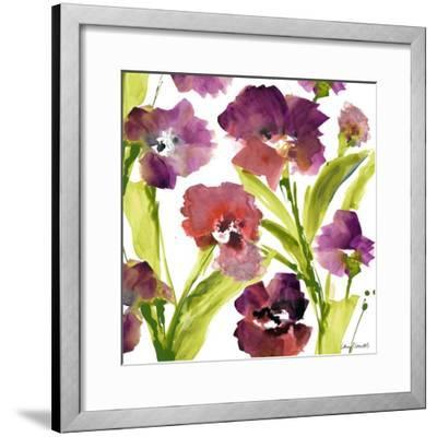 Violet le Povat Square III-Lanie Loreth-Framed Art Print
