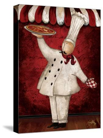 The Gourmets I-Elizabeth Medley-Stretched Canvas Print