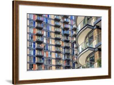 Where Styles Collide-Adrian Campfield-Framed Photographic Print