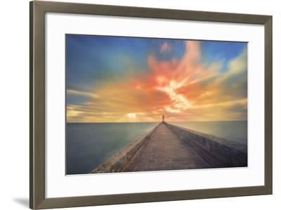 Glorious-Viviane Fedieu Daniel-Framed Photographic Print