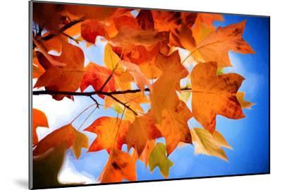Celebrate Autumn-Philippe Sainte-Laudy-Mounted Photographic Print