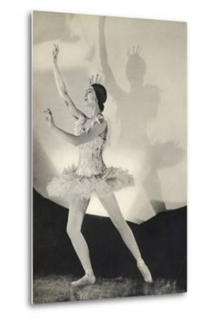Dame Margot Fonteyn de Arias, from 'Footnotes to the Ballet', Published 1938--Metal Print
