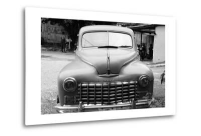 Dodge, Havana, Cuba--Metal Print