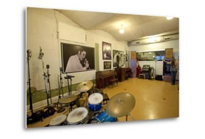 Sun Studio in Memphis Tennessee--Metal Print