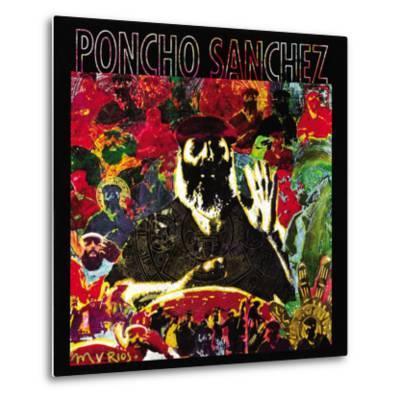 Poncho Sanchez - Latin Spirits--Metal Print