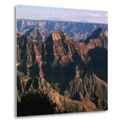 Grand Canyon-Takashi Hagihara-Metal Print
