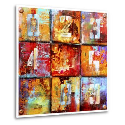The Ninth Block-Erin Ashley-Metal Print