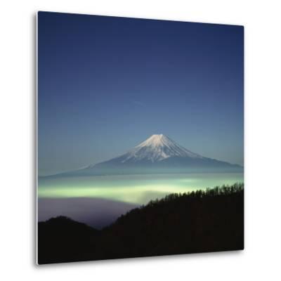 Mount Fuji-Yossan-Metal Print