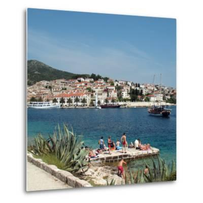 Travel Trip Croatia Island Hopping-Sheila Norman-Culp-Metal Print