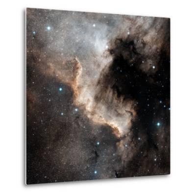 North American Nebula-Stocktrek Images-Metal Print
