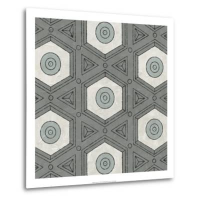 Caisson II--Metal Print