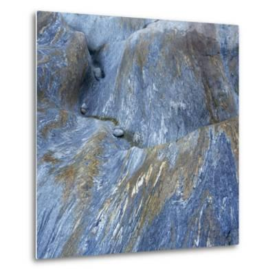 Rock Formation-Micha Pawlitzki-Metal Print