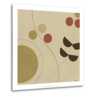 Autumn Orbit III-Erica J^ Vess-Metal Print