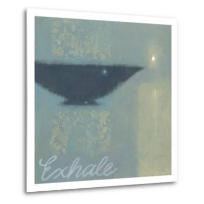 Exhale-Norman Wyatt Jr^-Metal Print