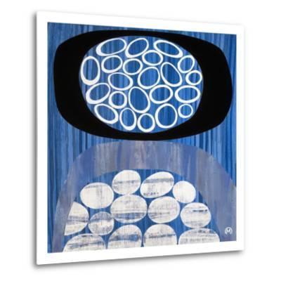 Waterway II-Mary Calkins-Metal Print