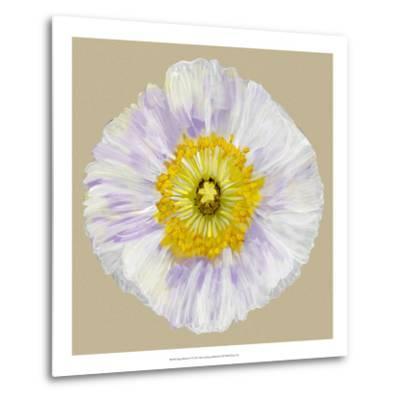 Poppy Blossom IV-Alicia Ludwig-Metal Print
