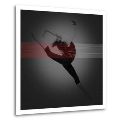 Dancer-NaxArt-Metal Print