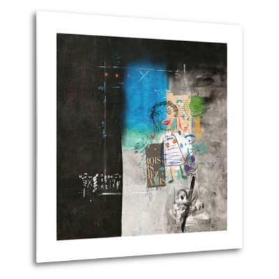 Clamor-Sattar Darwich-Metal Print