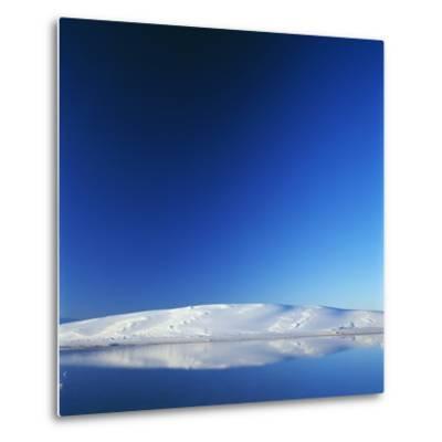 White Sands National Monument-Micha Pawlitzki-Metal Print