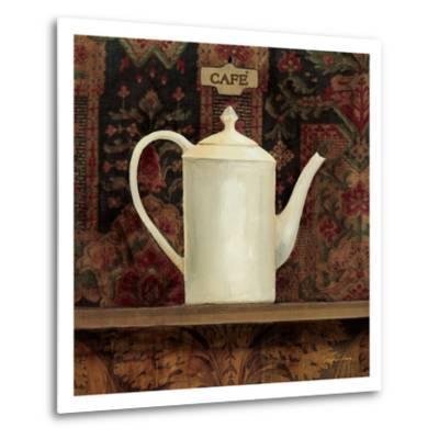 Ornamental Teapot I-Avery Tillmon-Metal Print