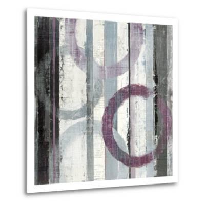 Plum Zephyr II-Mike Schick-Metal Print