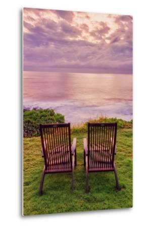 Two in the Morning, Hana Maui-Vincent James-Metal Print
