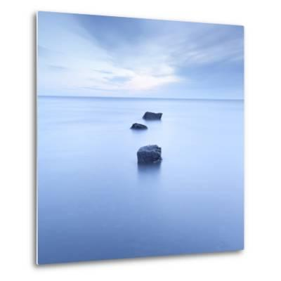 Three Rocks-Doug Chinnery-Metal Print