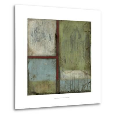 Rustic Minimalism II-Jennifer Goldberger-Metal Print