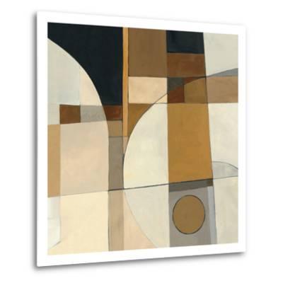 Champagne II-Mike Schick-Metal Print