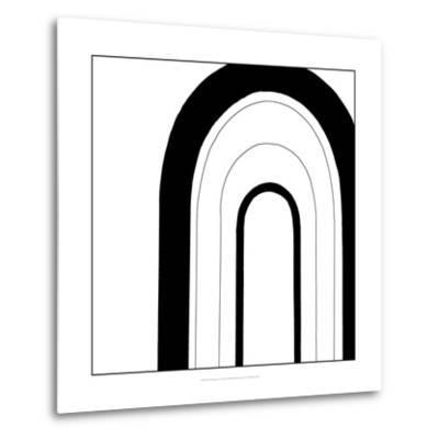 Divergence I-Chariklia Zarris-Metal Print