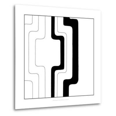 Divergence IV-Chariklia Zarris-Metal Print